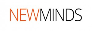Logo Newminds White